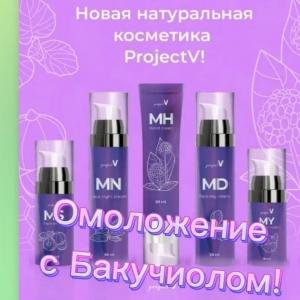 Купить НАБОР КОСМЕТИКИ Project V (58CV) в Киеве